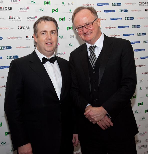 John Geary, Kevin O Higgins