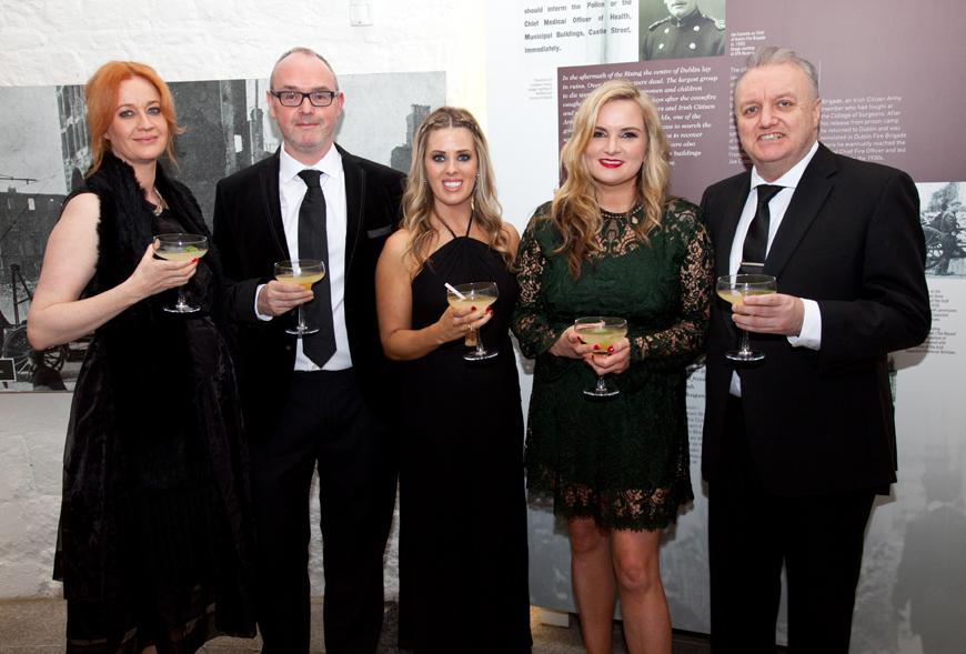 Philippa Gee, Stephen Meyler, Janice Butler, Luisa Kenny, Michael Doherty