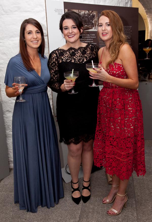 Lara Fitzgibbon, Caroline Gray, Nikki Kennedy