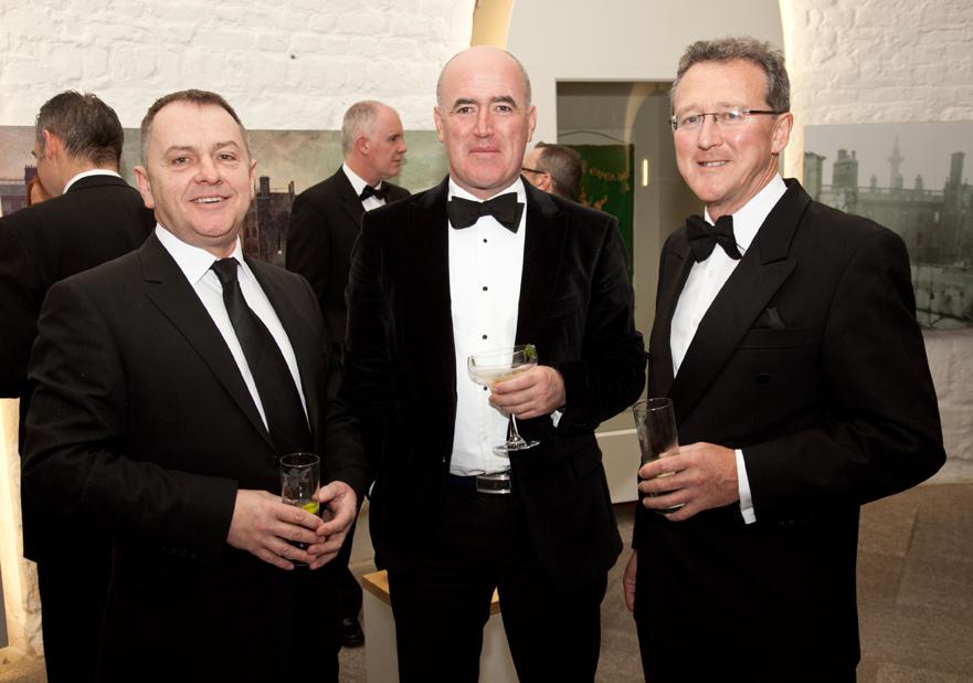 Gerry Roche, Gerry Boylan, Frank Quinn