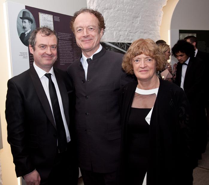 Duan Stokes, Niall Stokes, Mairin Sheehy