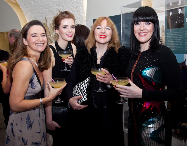 Lizzie Gore Grimes, Niamh Richardson, Jessie Collins, Ellie Balfe