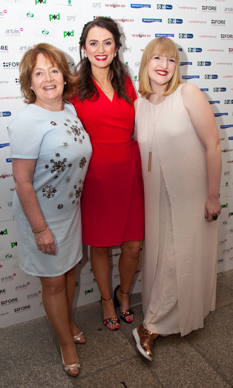 Mairead Lavery, Roisin Healy, Sophie White