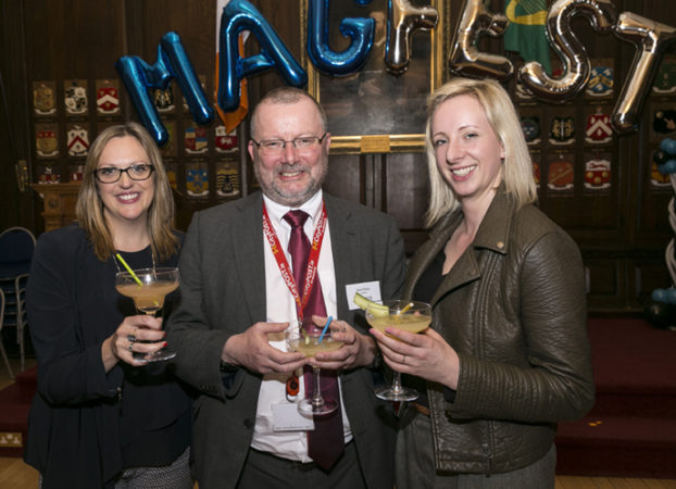 Magazines Ireland Conference - MagFest, held at the Mansion House, Dublin. April 2017