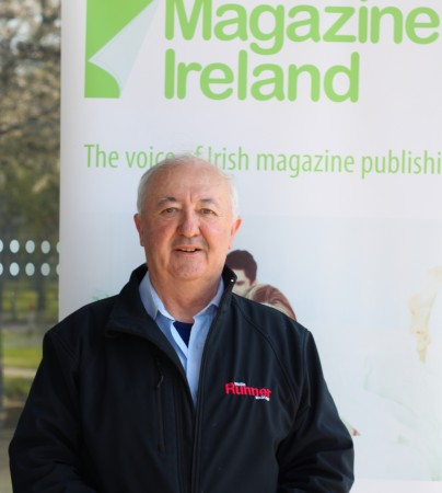 Frank Greally, Irish Runner Magazine