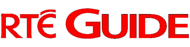 Rte guide logo red